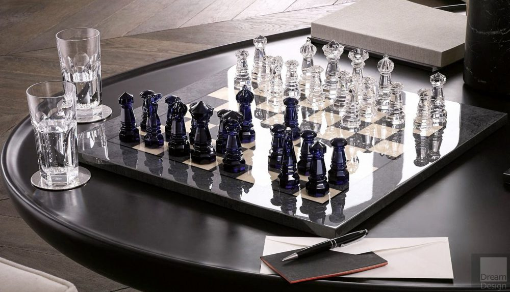 Baccarat Jea Chess Game