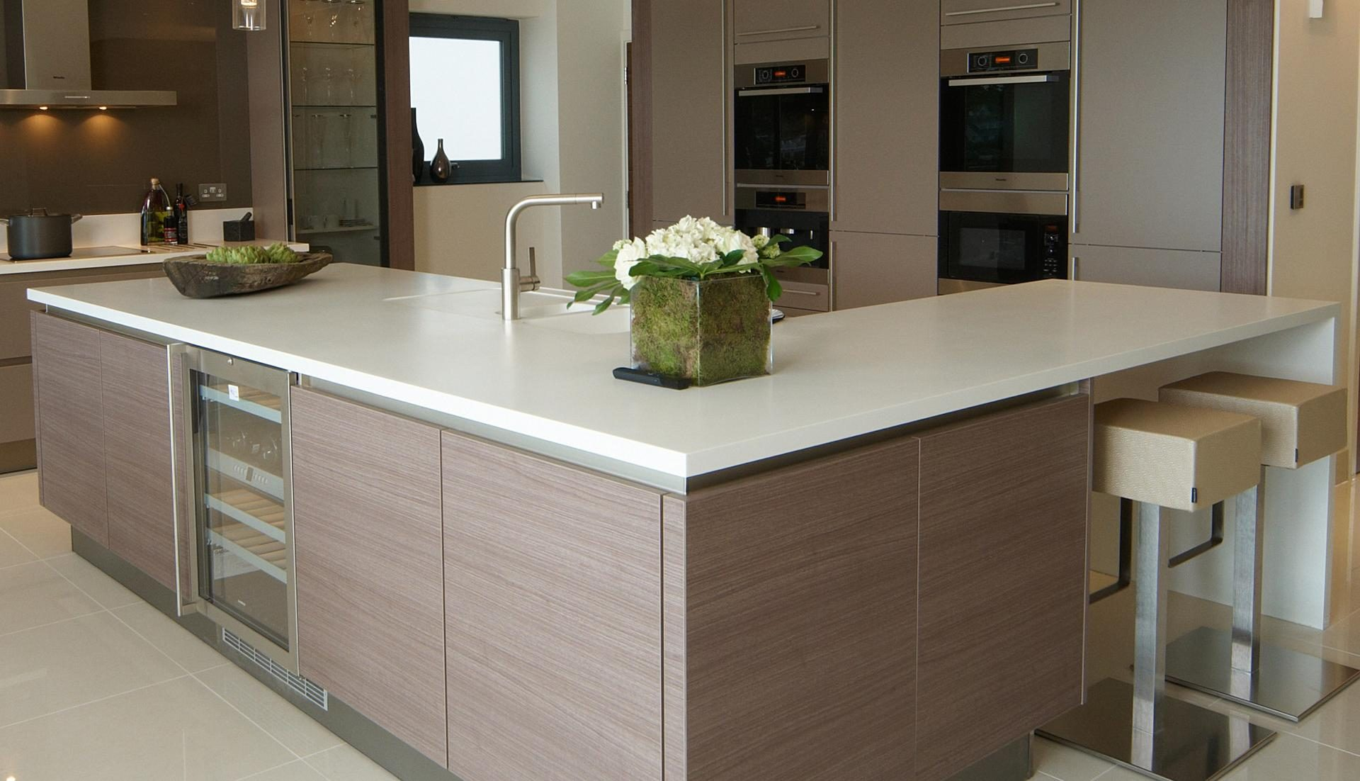 Corian Work Surfaces
