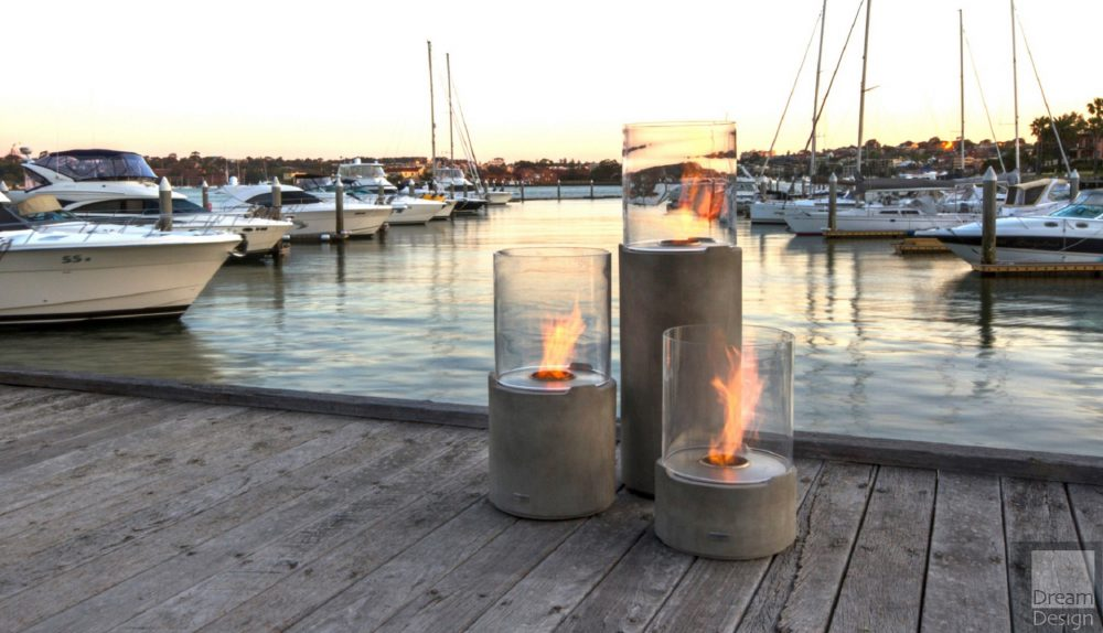 EcoSmart Fire Lighthouse Series