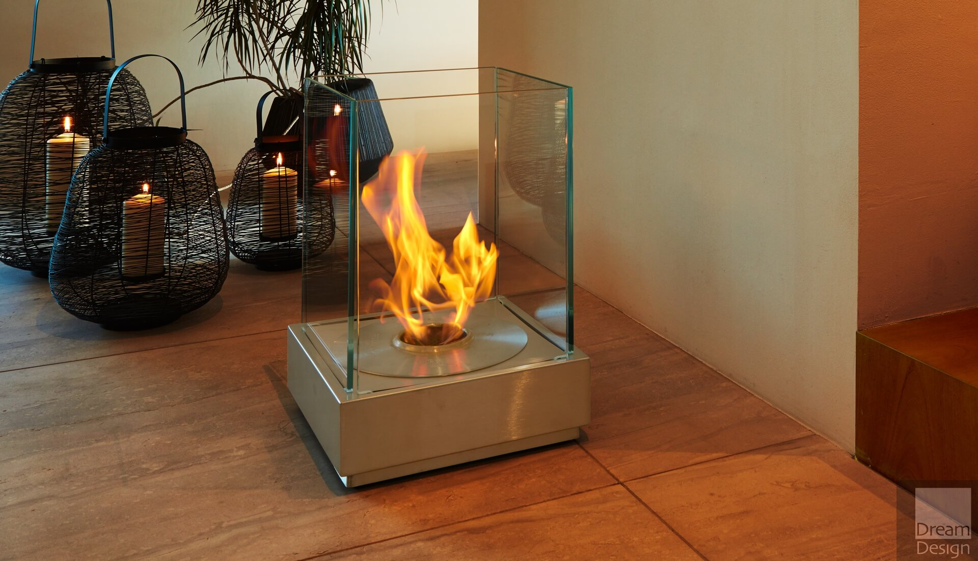 Ecosmart Fire Bioethanol Mini T Dream Design Interiors Ltd