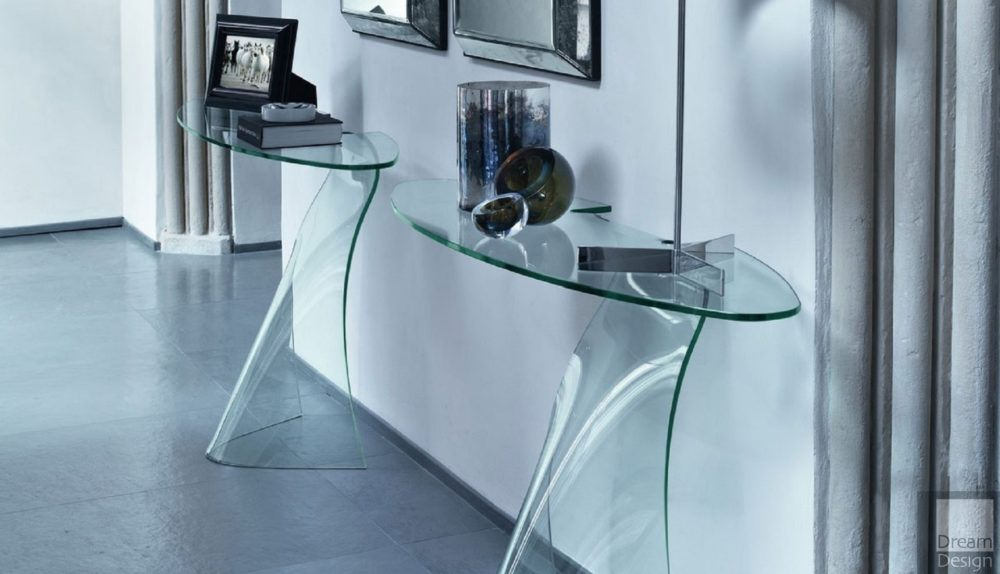 Fiam Dama Console Table