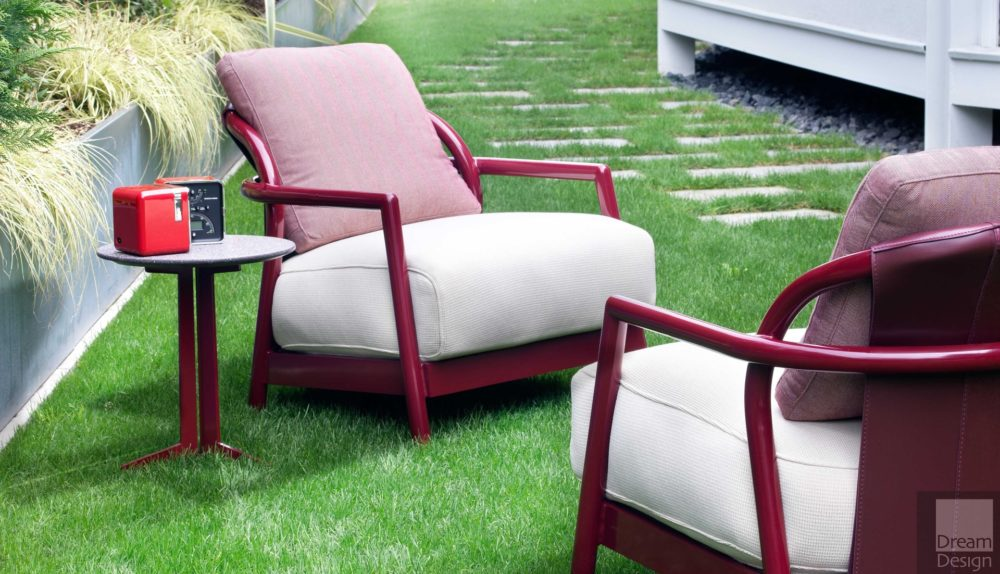 Flexform Alison Outdoor Armchair