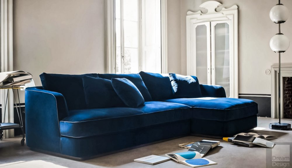 Flexform Mood Barret Sofa
