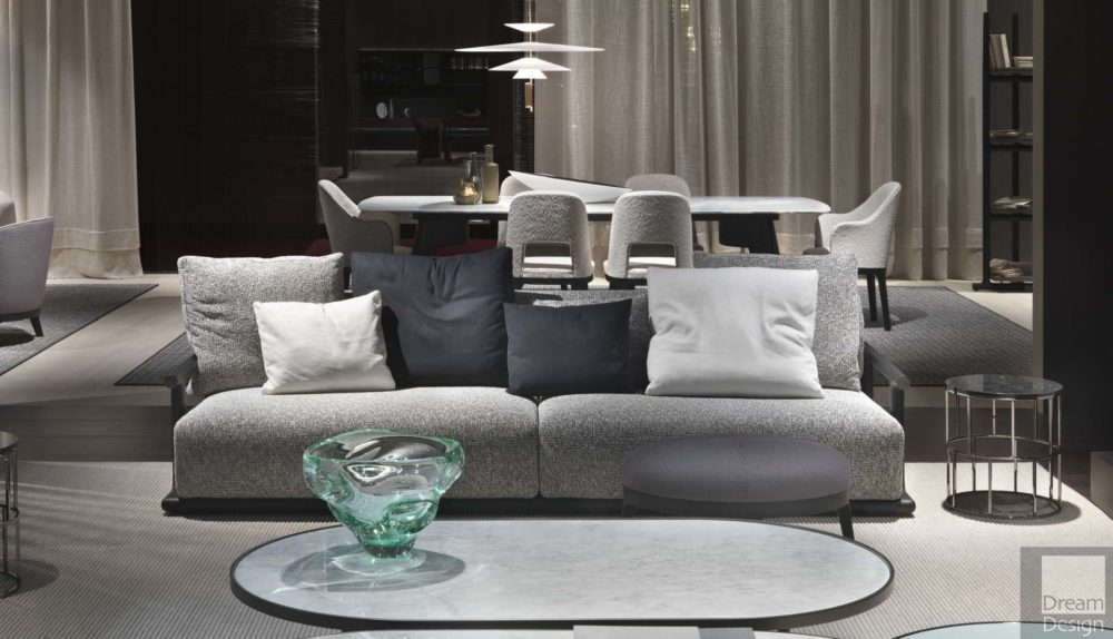 Flexform Mood Icaro Sofa