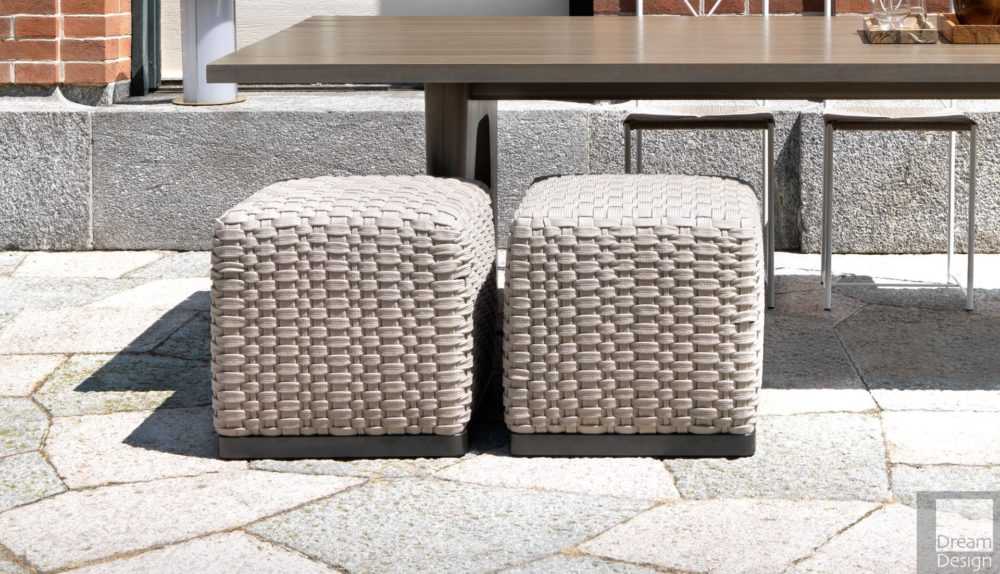 Flexform Phuket Outdoor Ottoman