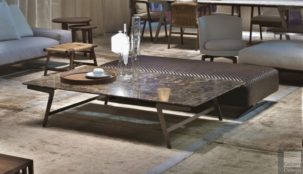 Flexform Soffio Coffee Table
