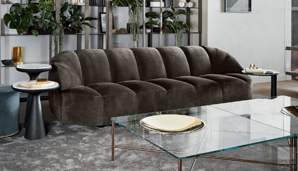 Gallotti & Radice Cloud Sofa