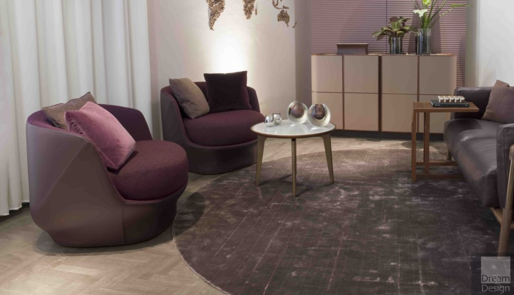 Giorgetti All Around Armchair