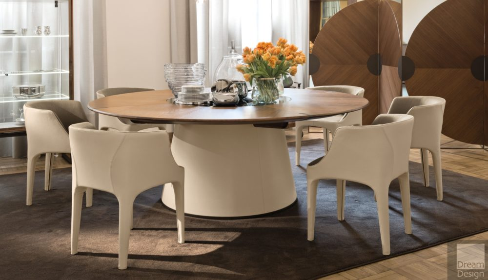 Giorgetti Diana Dining Chair