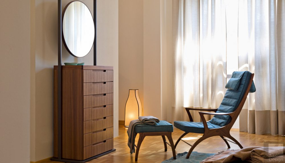 Giorgetti Yang Chest of Drawers