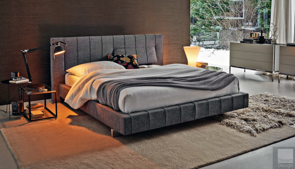 Molteni&C High-Wave Bed