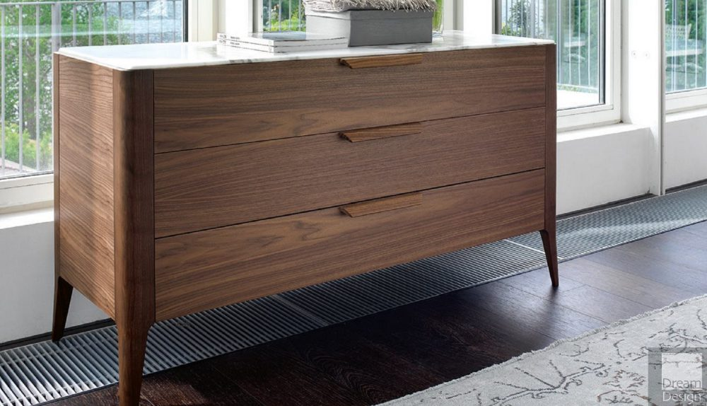 Porada Ziggy Night Chest of Drawers