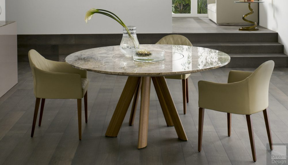 Reflex Angelo Lem 72 Con Lazy Susan Table