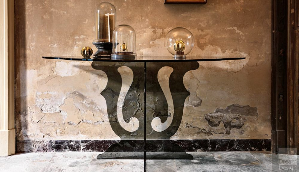 Veblen Venice Console Table
